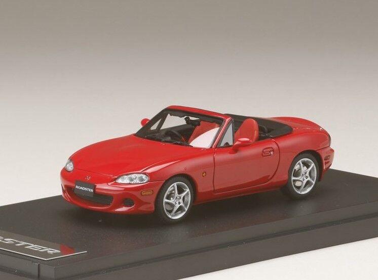 MARK43 PM4325BR 1  43 Mazda Roadster (NB8C) RS II (2000) Classic rouge  service honnête