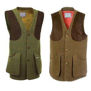 81cc5dc849543 Image is loading Alan-Paine-Mens-tweed-waistcoat-country-clothing-gents-