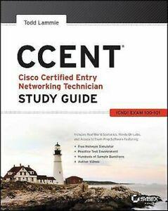 Ccent Study Guide: Exam 00-101 (ICND1) Par Lammle, Todd