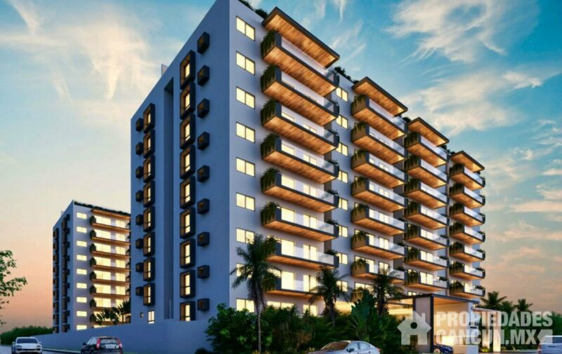 Desarrollo en venta Cancun - AREKA TOWERS