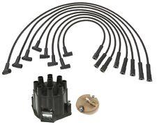 Professional Distributor Rotor Cap /& Wires Kit for LeSabre Nomad F85 V8