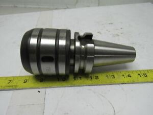 Techniks-PMC-1-1-4-BT-40-1-1-4-034-Milling-Chuck-CNC-Tool-Holder-3-75-034-Proj-M16x2