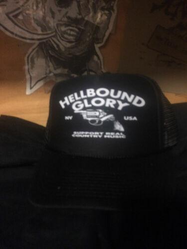 Hellbound Glory Hat willie nelson merle haggard waylon jennings kbd johnny cash