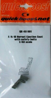 QB48550 NEW Quickboost 1:48 Hawker Hunter F.6 FGA.9 Ejection Seat with Harness