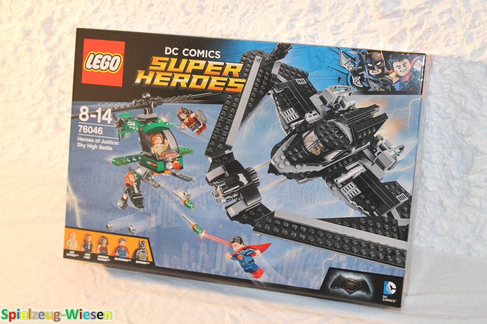 LEGO® DC DC DC COMICS™ Super Heroes 76046 Duell in der Luft - NEU & OVP - 310169