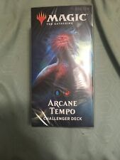 Factory Sealed NEW Magic the Gathering Arcane Tempo Challenger Deck 2019