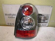 MAZDA MPV 2004-2006 RIGHT/PASSENGER SIDE OEM TAIL LIGHT # MA2819108