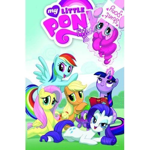 My Little Pony Friendship Is Magic Vol 02 Graphic Novel