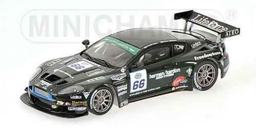 Aston Martin Dbrs9 Fia Gt3 Spa Rich 2006 Minichamps 1 43 400061366 Miniature
