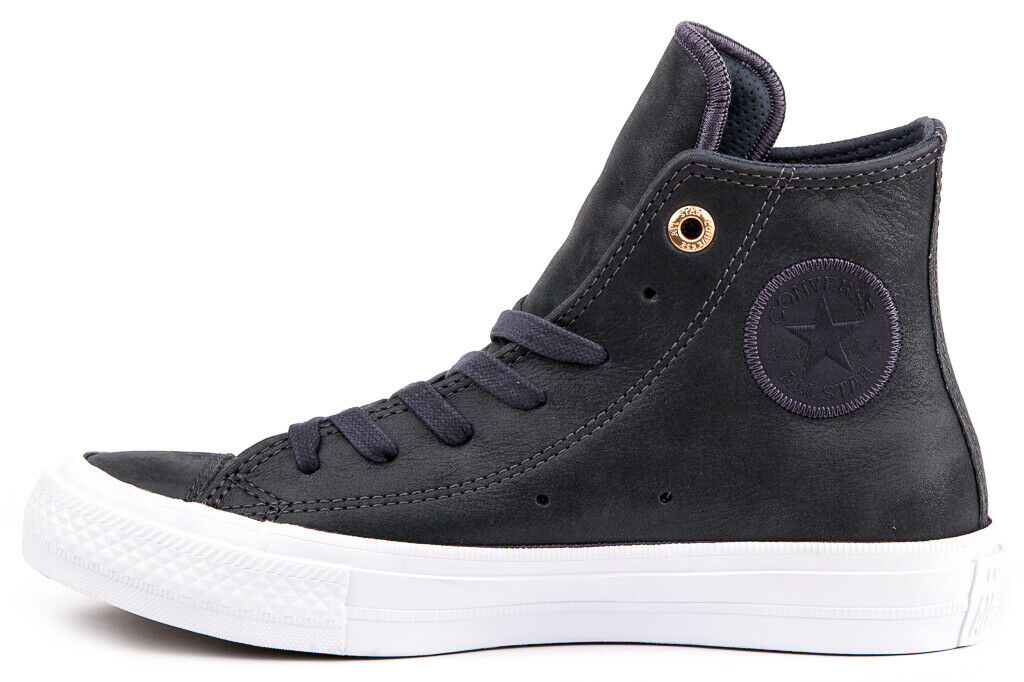 CONVERSE Chuck Taylor All Star Leather 555954C Sneakers shoes shoes shoes Bottes women 946dbe