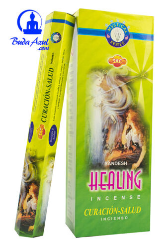 Health Healing Incense 6 boxes 120 grams rods sac Free samples