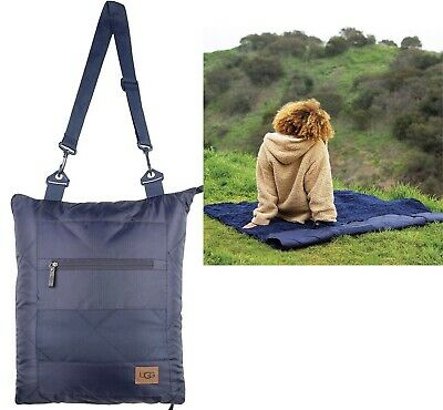 Ugg Wanderlust Vegan Outdoor Blanket 60 In X 72 In Travel