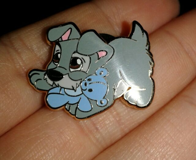 Fantasy Pin Lady And The Tramp Pin Tramp Baby Pin Puppy Pin