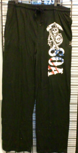 Men Heroes DC Comics Marvel Lounge Pajama Sleepwear Sweat Pants SIZES S--2XL