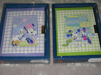 Mickey Mouse Diary Lock Key Book Secrets Notebook Personal Lined Paper