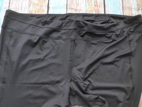 Mia Moda leggings Schlupfhose schwarz mit Gummizug Gr 48 bis 58 Übergröße 259
