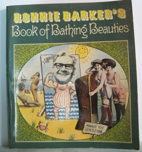 1 of 1 - Book. Book of Bathing Beauties by Ronnie Barker (Paperback, 1974)