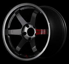 RAYS VOLKRACING TE37SL Forged Wheels 9.0J-18 +45 set of 4 rims from JAPAN