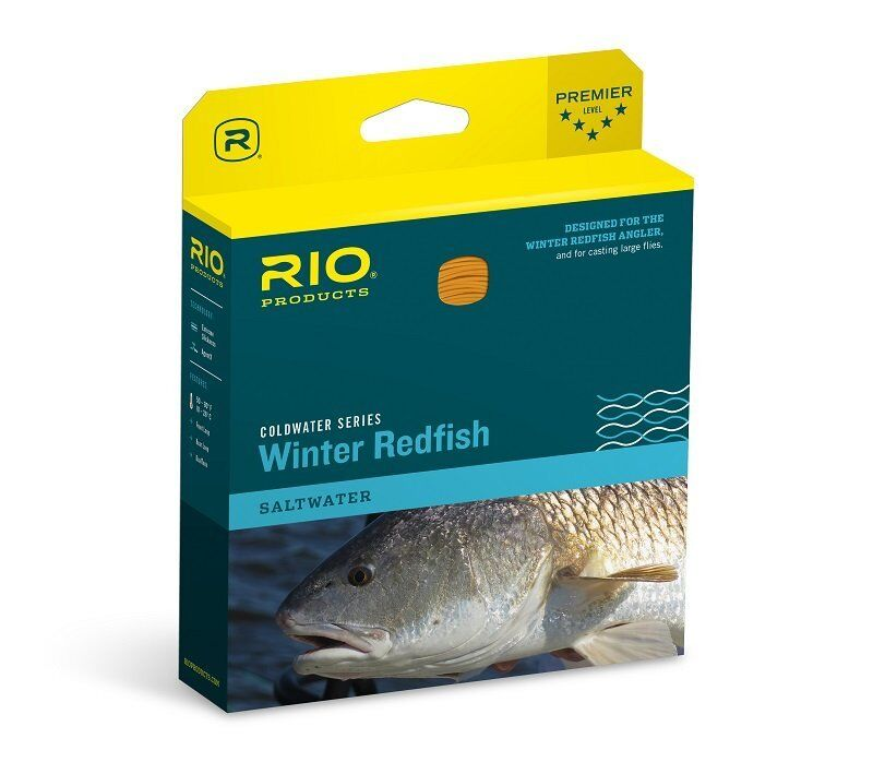 RIO Winter Redfish  Fly Line - WF10F - NEW  timeless classic