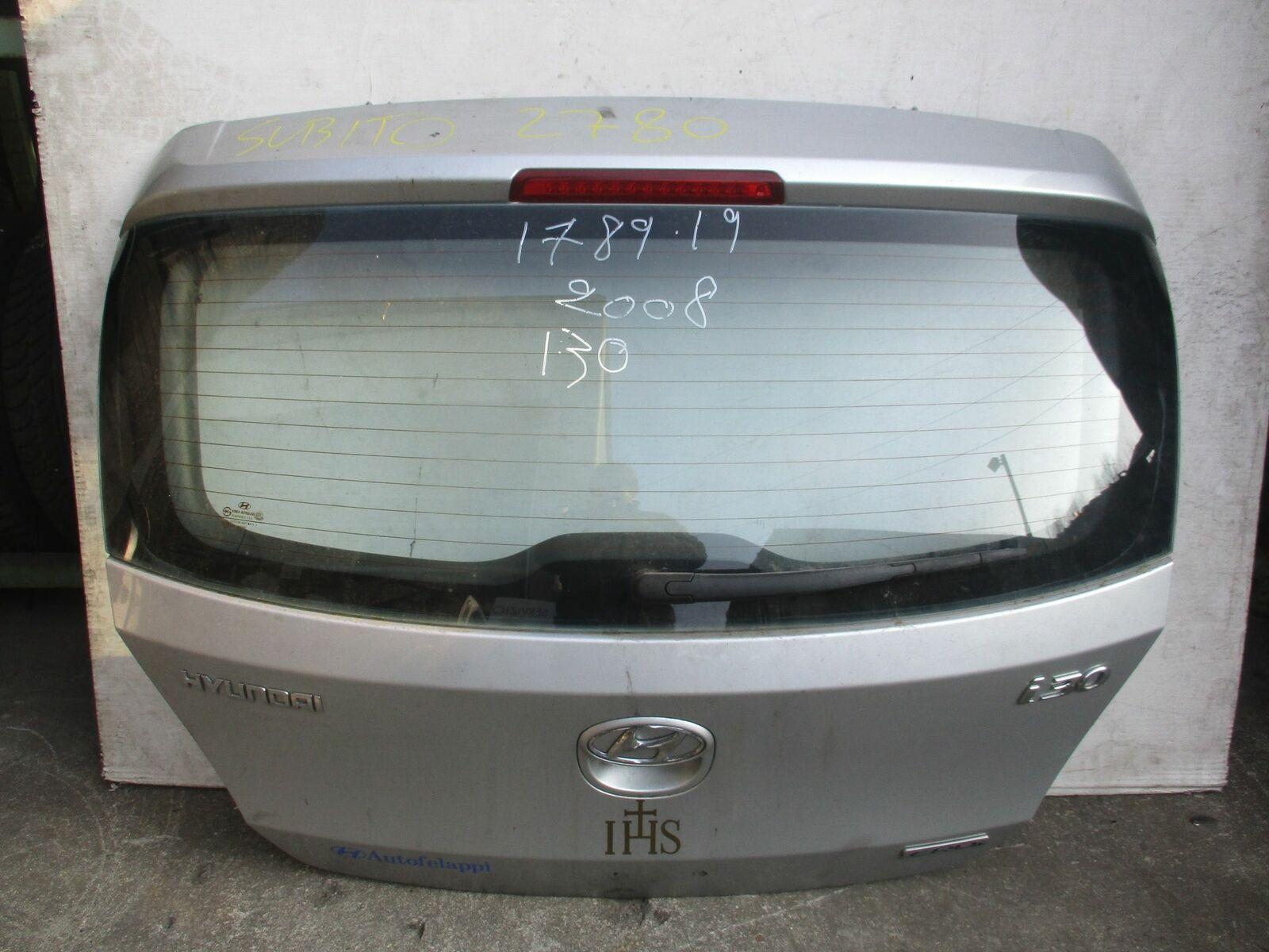 2x posteriore portellone gas puntelli di supporto si adatta HYUNDAI i30 Mk1 1.6 CRDi Diesel 2008-12