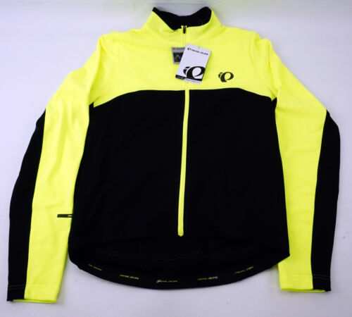 Pearl Izumi Homme Select Thermal Cycling Jersey moyen manches longues jaune