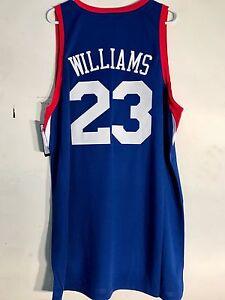 795793e1a Image is loading Adidas-Swingman-NBA-Jersey-Philadelphia-76ers-Louis- Williams-