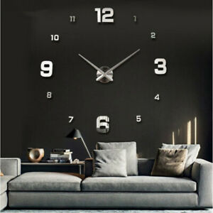 Reloj-de-Pared-Mural-Moderno-Adhesivo-3D-Espejo-Acrilico-Decorativo-Salon-Hogar