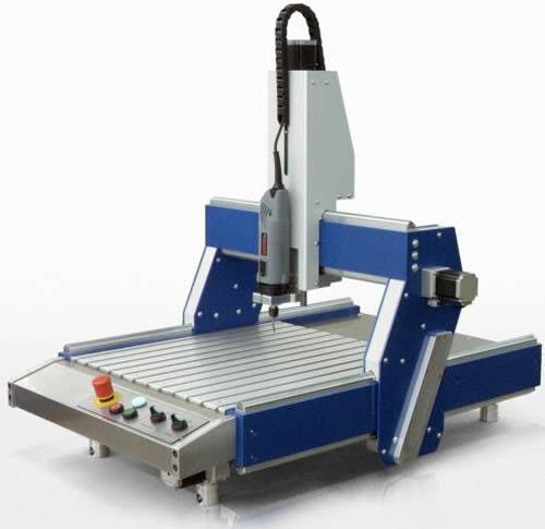 CNC-Fräsmaschine AL640 Standard von Haase