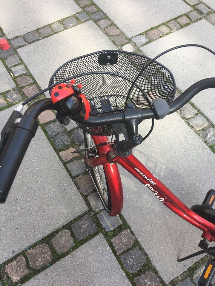 Pigecykel, classic cykel, 20 tommer hjul