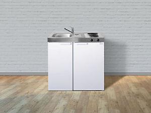 Miniküche Mit Kühlschrank 90 Cm : Miniküche singleküche kleinküche mk mit liebherr kühlschrank