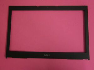 Dell Precision M4800 15.6 LCD Front Trim Cover Bezel Plastic for QHD+LCD G2G1W New G2G1W