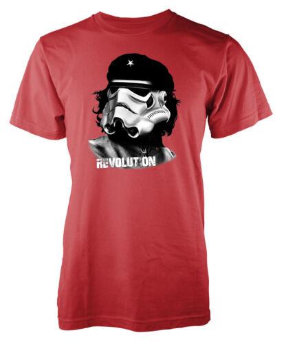 Star Wars Storm Trooper Vive La Revolution Mashup Kids Tshirt