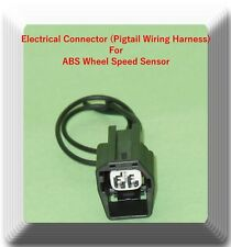 ABS Wheel Speed Sensor Standard ALS257