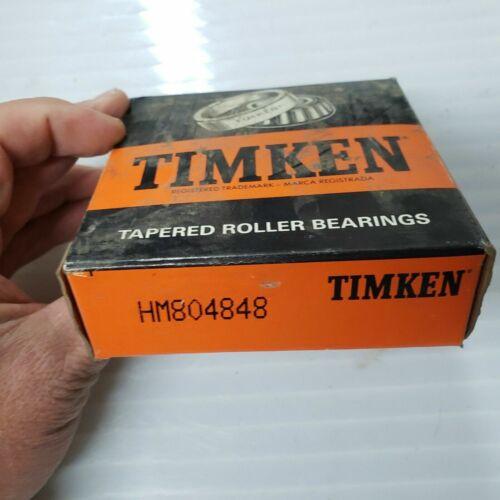 Differential Pinion Bearing Timken HM804848