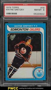 1979-Topps-Hockey-Wayne-Gretzky-ROOKIE-RC-18-PSA-8-NM-MT