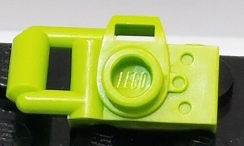can combine shipping LEGO  Lime Green Camera