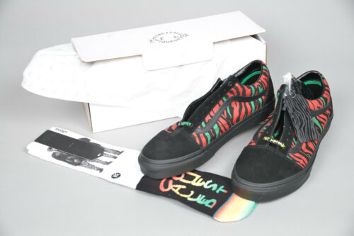 X Vans Men Skool Old Called 5 Quest Tribe Schuhe Atcq A 10 Oldskool Sneaker 44 TIStY
