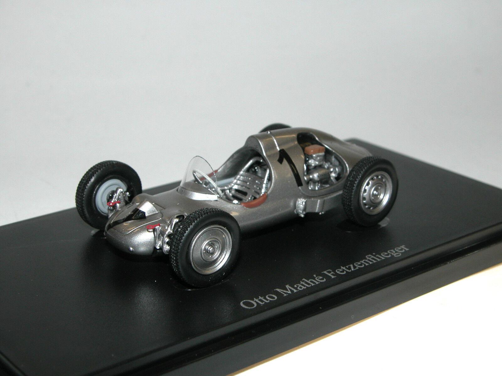 Autocult 07002-Otto Mathé Lambeaux aviateur-Voiture de course 1952-Limitée - 1 43