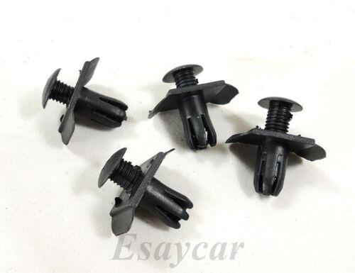 25 Pcs FOR  Mazda Nissan Bumper Cover Retainer Fastener Clips BF82-50-233