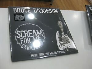 IRON-MAIDEN-BRUCE-DICKINSON-2-LP-SCREAM-FOR-ME-SARAJEVO-SEALED
