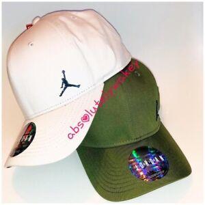 22d35bea6c2 Nike Jordan Cap Jordan Classic 99 Hat Metal Jumpman Strapback Gym ...