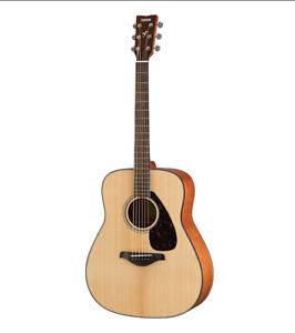 Yamaha FG800 Natural Folk Guitar Solid Top