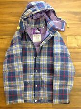 The North Face Purple Label x Harris Tweed Down Jacket