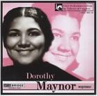 Dorothy Maynor,soprano von Maynor,Sandor (2010)
