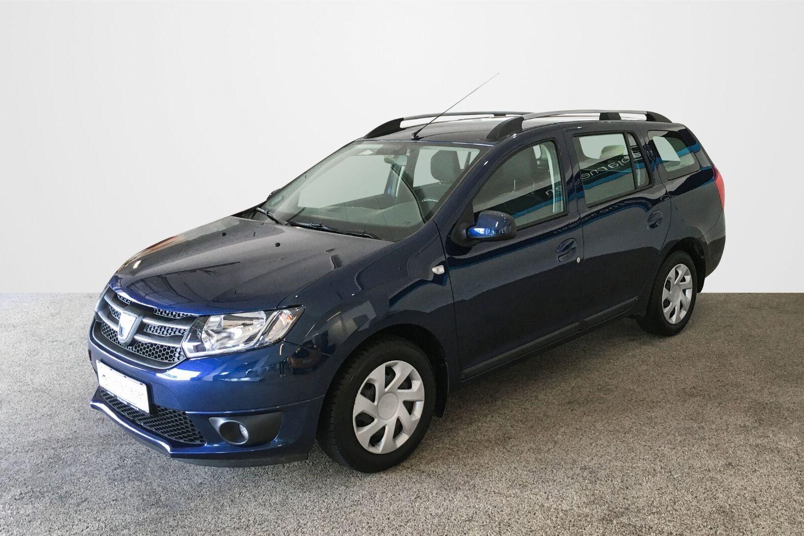 Dacia Logan 1,5 dCi 90 Ambiance MCV 5d - 82.800 kr.