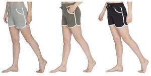 Ladies-Cotton-Jersey-Summer-Shorts