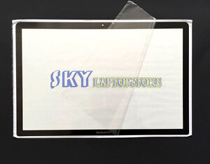 New-Apple-MacBook-Pro-Unibody-15-034-A1286-LCD-Glass-Lens-Screen-Cover