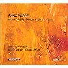 Enno Poppe - : Arbeit; Wespe; Trauben; Schrank & Salz (2013)