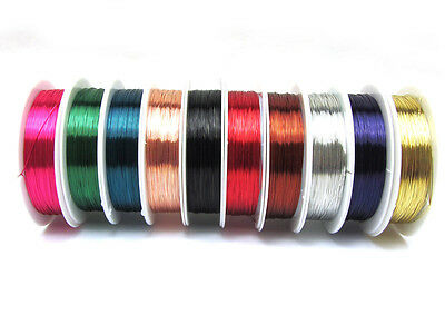NEW 23M(1ROLL) special copper wire craft wire bead wrap jewelry
