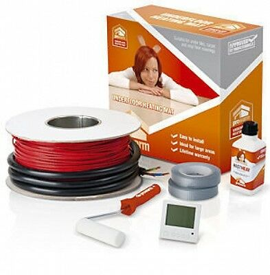 Prowarm Electric Underfloor Heating Loose Cable Kit All Sizes In Listing Ebay